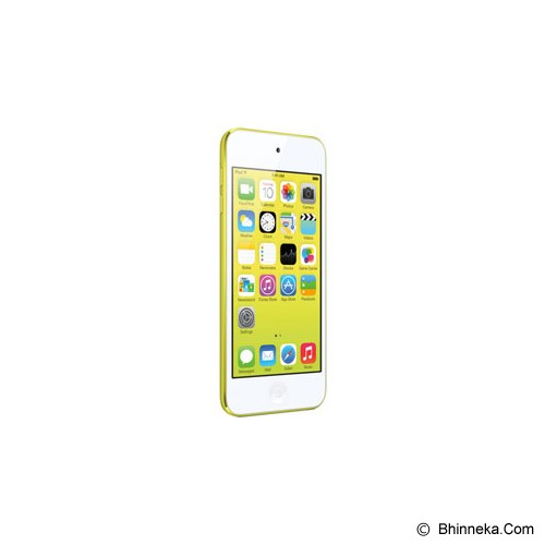 APPLE iPod Touch 5th gen 32GB [MD714ID/A] - Yellow - Mp3 Players